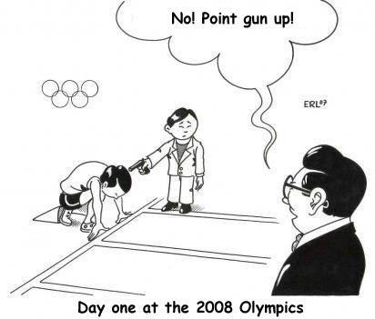Beijing 2008 Torture Olympics