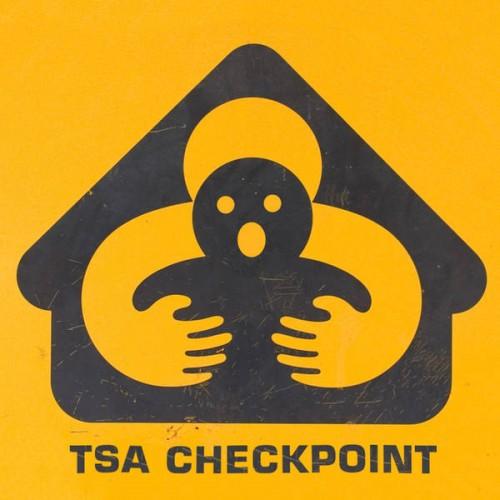 TSA Grope Checkpoint